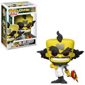 FIGURINE DE JEU Figurine Funko Pop! Crash Bandicoot: Dr Neo Cortex