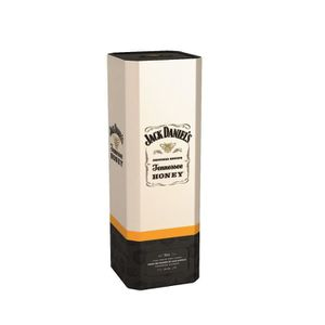WHISKY BOURBON SCOTCH Jack Daniels Honey 35% vol 70cl + Boîte en métal l