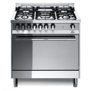 PLAQUE MIXTE LOFRA MG86GV-C 80X60 cuisinière AVEC TOP EN INOX P