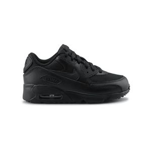BASKET Nike Air Max 90 Enfant Noir