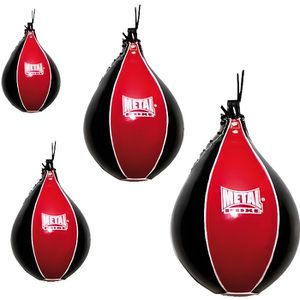 Precision Training Poire de vitesse pour homme Noir//Rouge