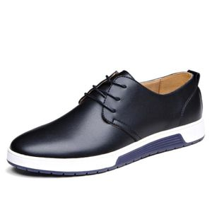 DERBY Chaussures En Cuir Homme Loisirs Business Chaus...
