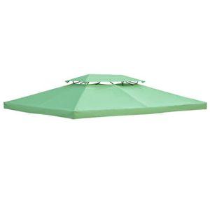 TONNELLE - BARNUM Toile de rechange pour pavillon tonnelle tente 3 x