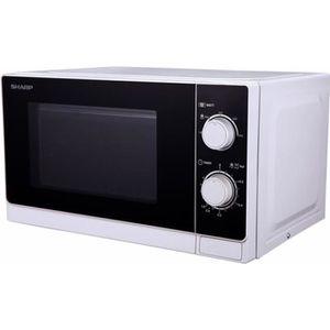MICRO-ONDES Sharp R-600WW, Comptoir, Micro-onde combiné, 20 L,