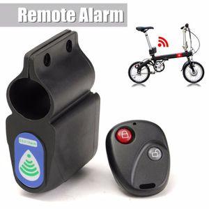 ANTIVOL TEMPSA Alarme Vélo Antivol Sirène Vibration Téléco