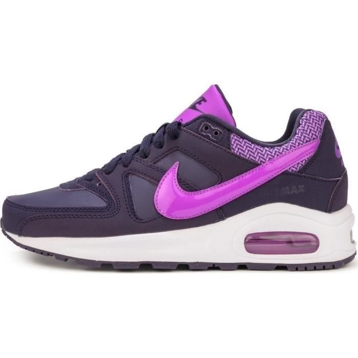 new product 5e33b 1aeb7 BASKET NIKE Baskets Air Max Command Flex L Chaussures Enf