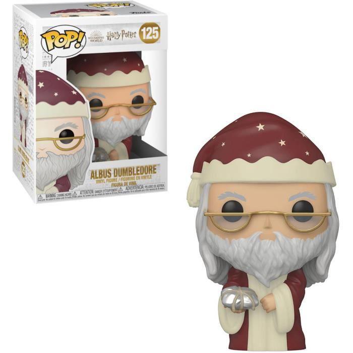 Funko Pop! Harry Potter S11 Holiday Albus Dumbledore