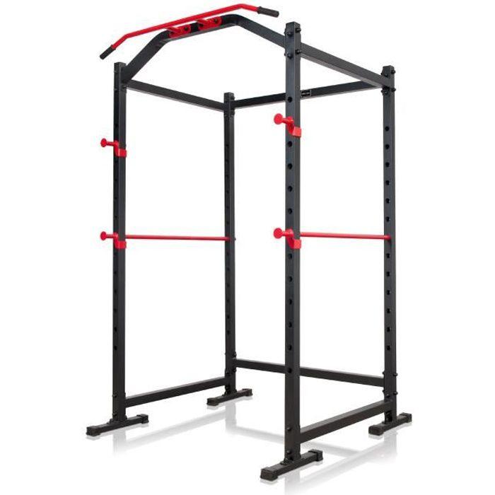 Marbo Sport Cage Rack Multifonction Multigrip Rack à Squat MS-U112