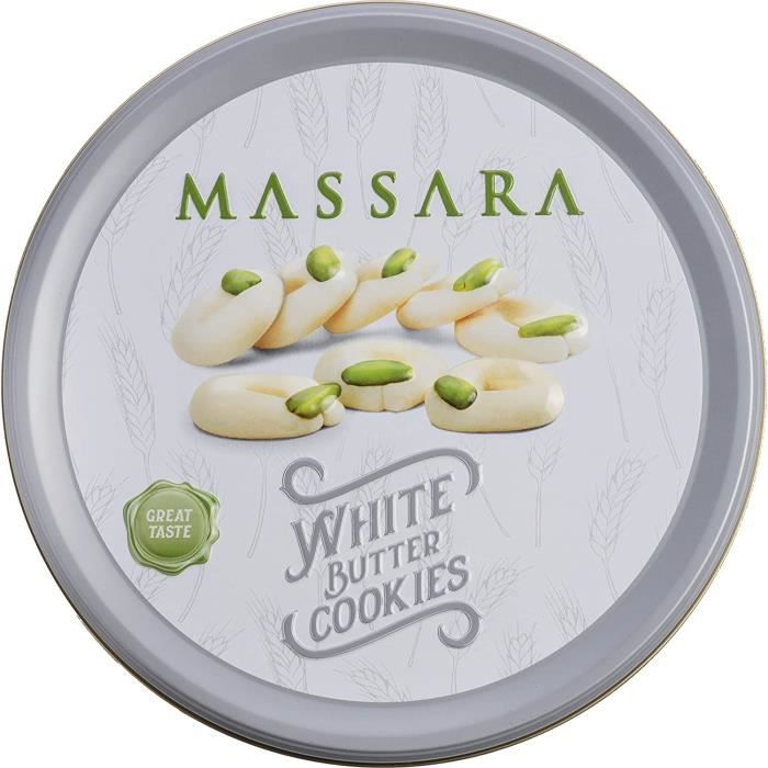 MASSARA Maamoul au Beurre Blanc 200gr