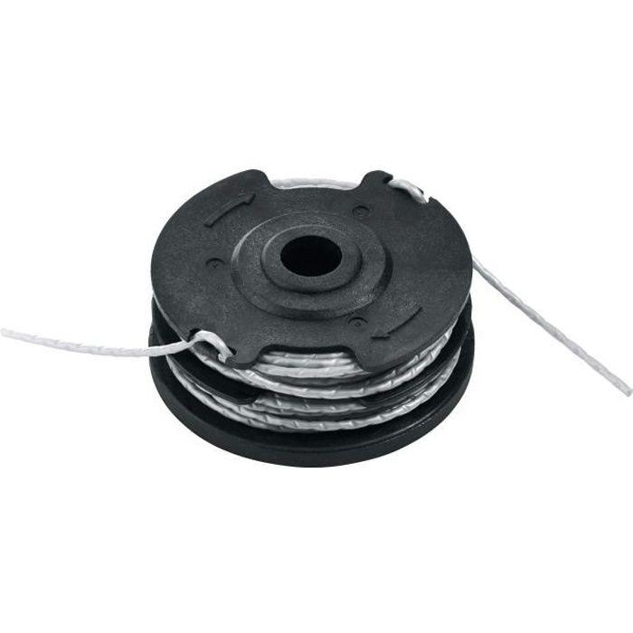 Spares2go Bobine dalimentation pour d/ébroussailleuse Bosch Art 23 26 SL 1,65 mm 8 m