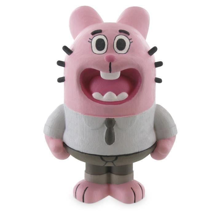 Le Monde incroyable de Gumball - Mini figurine Richard 8 cm