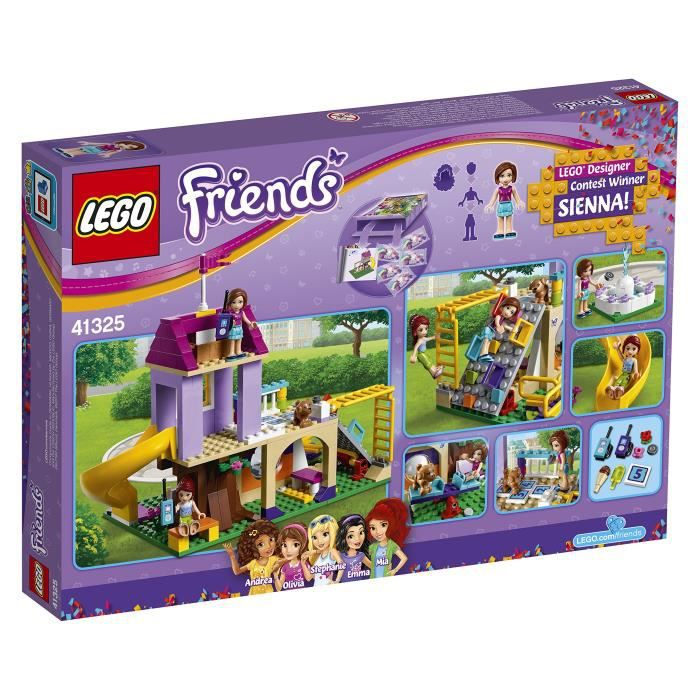 LEGO Friends 41325 Heartlake City Playground Construction Toy MA409