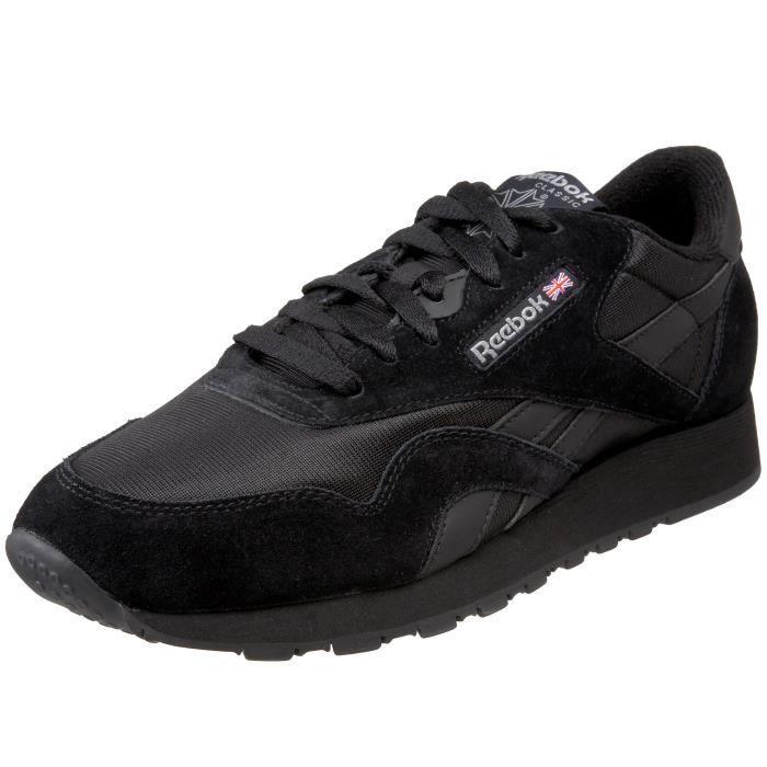 Reebok Chaussure classique en nylon à lacets en nylon HEC45 Taille-47