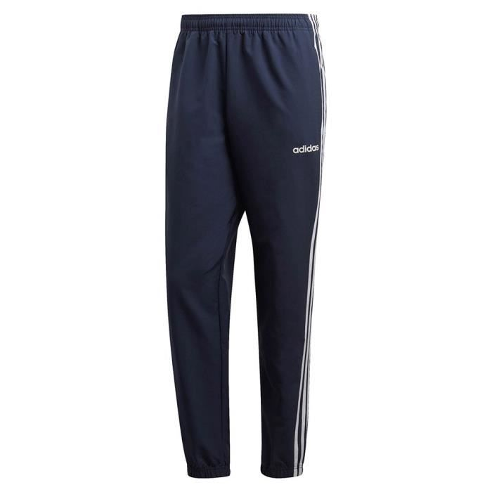 Vêtements Homme Pantalons Adidas Essentials 3 Stripes Wind Pants Long