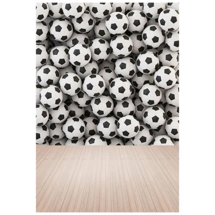 Fond de studio photo terrain de football tissu photographie fond accessoires muraux 90 x 150 (A-2801) FOND DE STUDIO