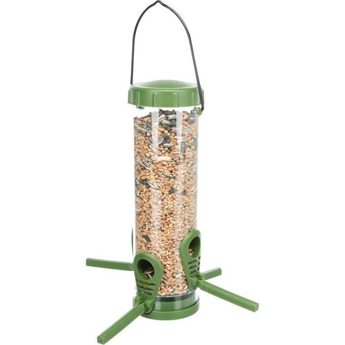 Mangeoire extérieure pour oiseaux 450 ml/23 cm