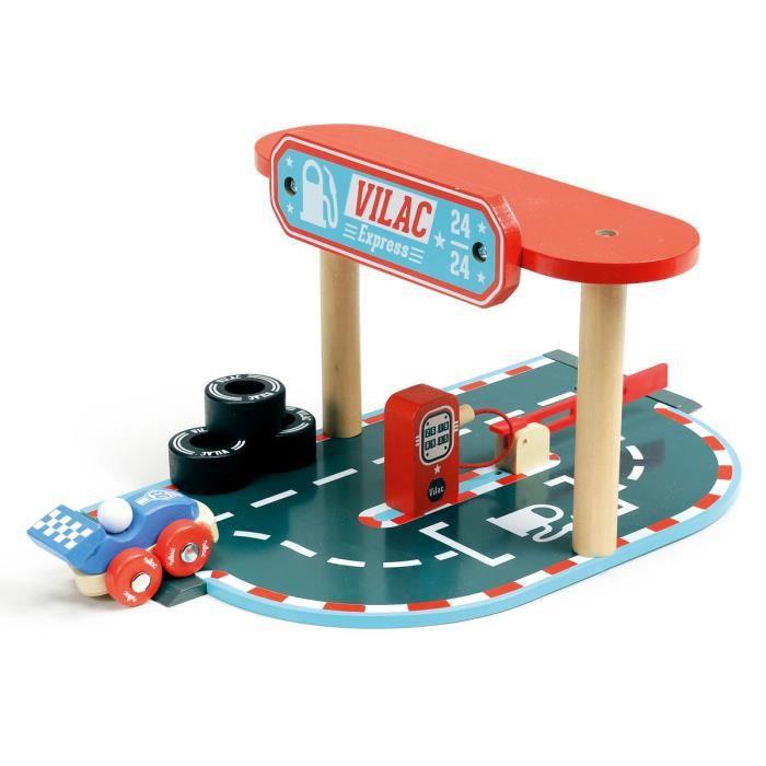 Vilac - Station d'essence Vilacity - VILAC