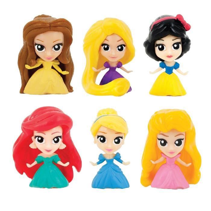 Figurine suprise Fashems Princesses Disney (à l'unité) aille Unique Coloris Unique