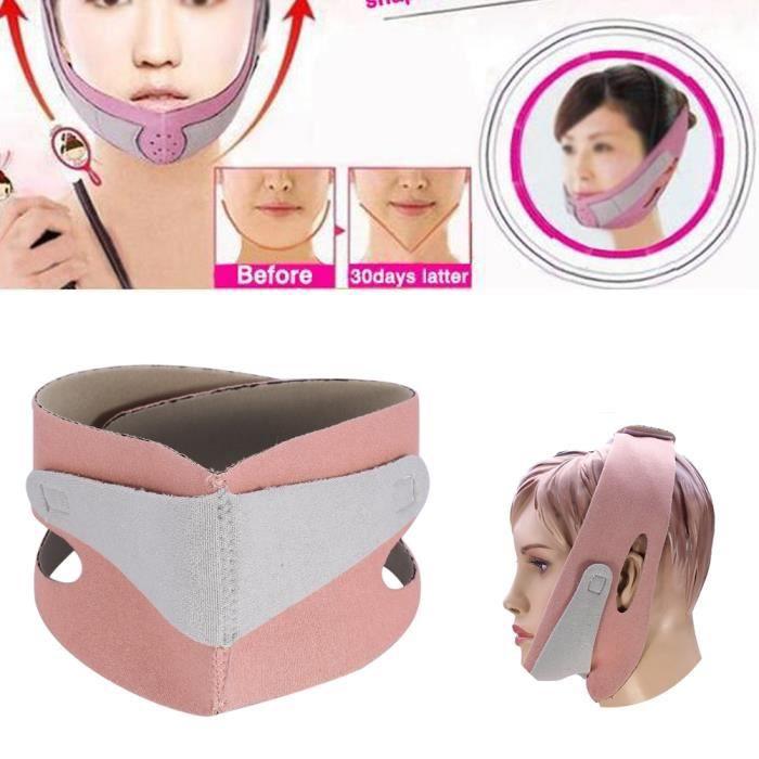 masque facial minceur