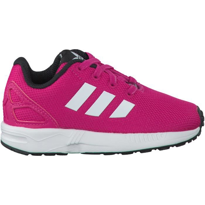 Adidas Baskets ZX FLUX KIDS Roses