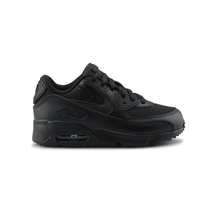 hot sale online fb3f3 d8fb9 BASKET Nike Air Max 90 Enfant Noir