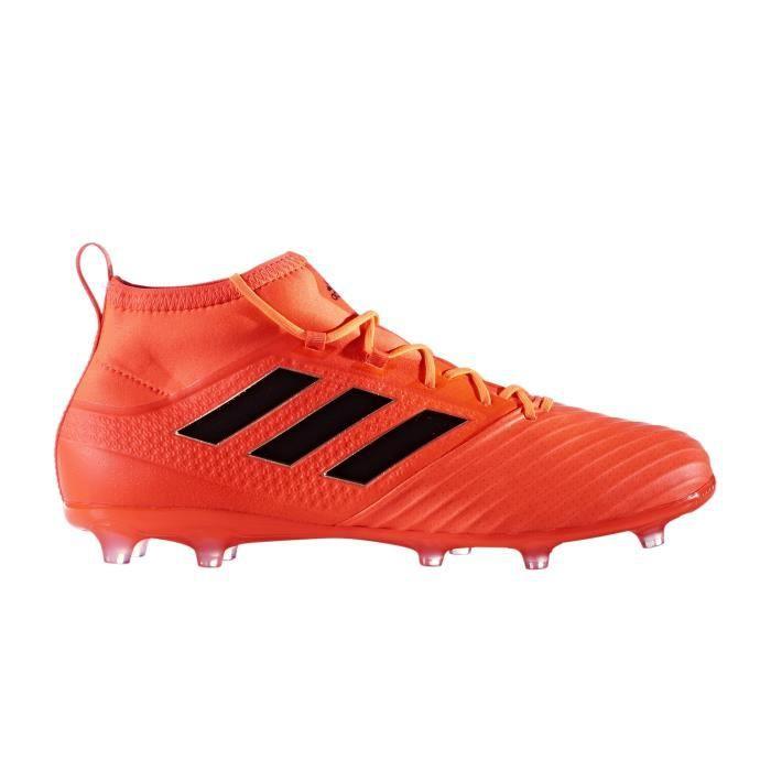 Chaussures football adidas ACE 17.2 FG Orange Prix pas
