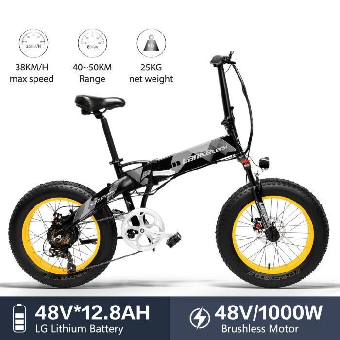 Prophete Pneu pour v/élo BMX 20 x 2,00