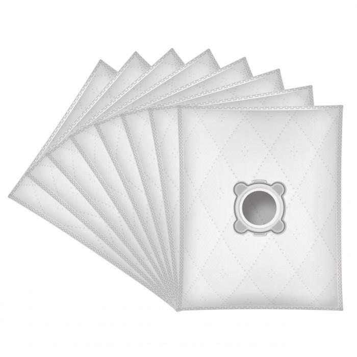 Papier Wessper 15x Sacs daspirateur pour Singer Tonic Line