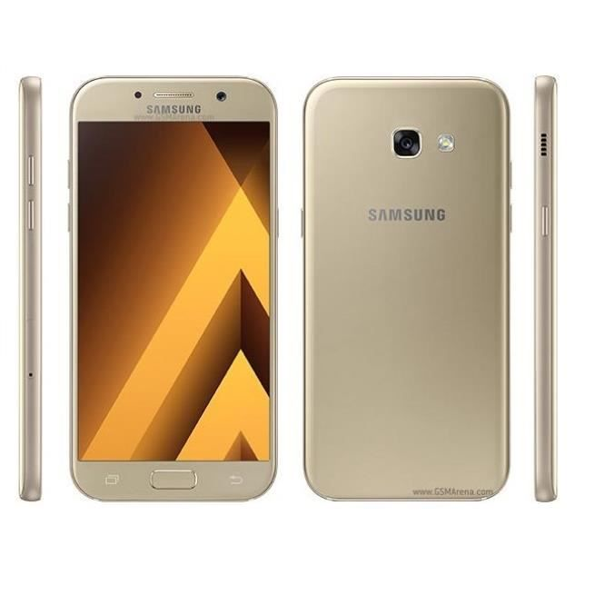 samsung galaxy a5 2016 gold achat vente samsung galaxy. Black Bedroom Furniture Sets. Home Design Ideas