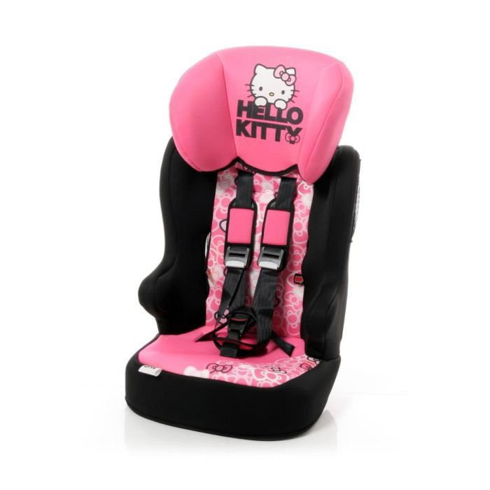 Hello kitty si ge auto racer sp first gr 1 2 3 achat for Siege auto pour 6 ans