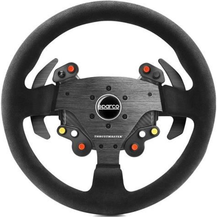 VOLANT PC THRUSTMASTER Volant PC Rally Wheel Add-on Sparco R