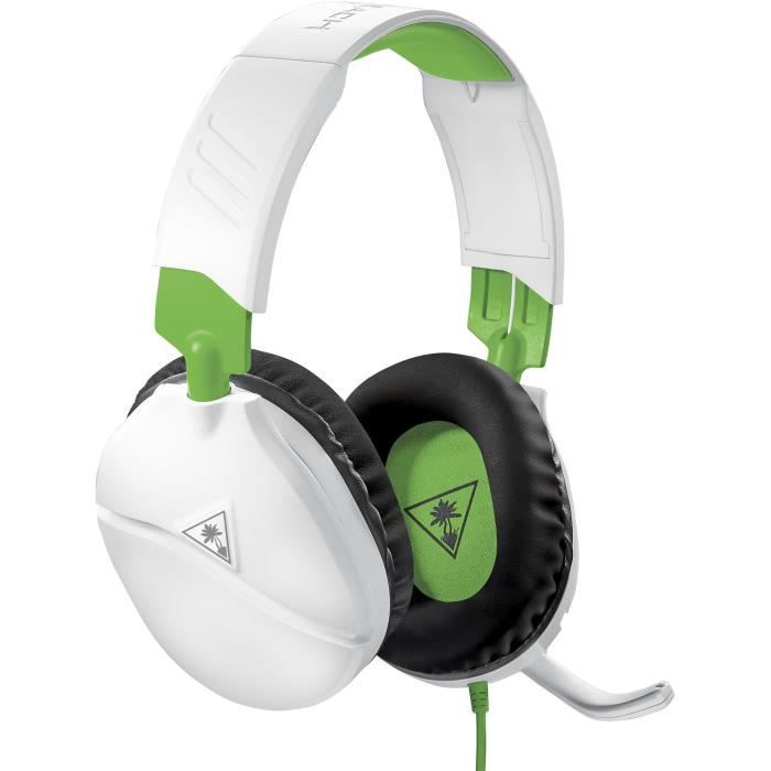 CASQUE AVEC MICROPHONE TURTLE BEACH Casque gamer Recon 70X pour Xbox One