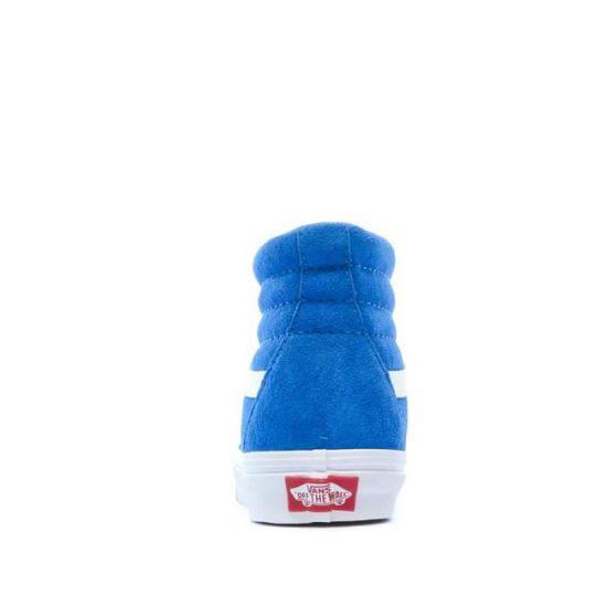 Basket Bleue Femme VANS UA SK8-Hi Bleu - Cdiscount Chaussures