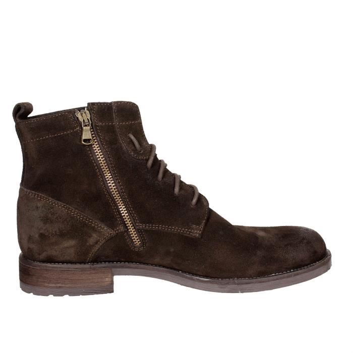 Nyon Bottines Homme Marron, 45
