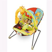 TRANSAT-BALANCELLE FISHER PRICE Transat Zoo Musical