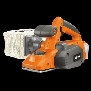 RABOTEUSE AEG POWERTOOLS Rabot 18Volts, largeur 82mm (sans b