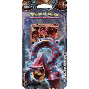 CARTE A COLLECTIONNER Deck de démarrage Pokémon XY 11 offensive vapeur m