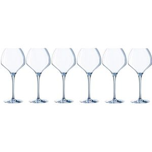 Verre à vin CHEF ET SOMMELIER Lot de 6 verres à vin OPEN'UP -