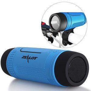 ENCEINTE NOMADE Multi-Function Outdoor Sport stéréo Bluetooth Haut