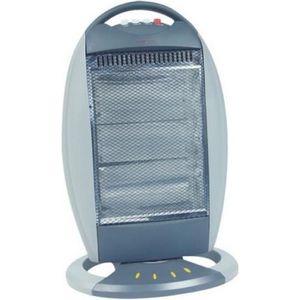 pratique et tr/ès puissant HEATY 2760 Purline Chauffage dappoint /à tube infrarouge quartz 2200 watts