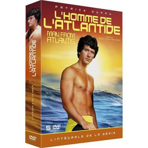 DVD SÉRIE L Homme de l Atlantide : Integrale De La Serie Tel