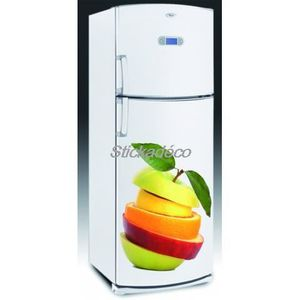 STICKERS Sticker frigidaire frigo Fruit Dimensions - 60x...