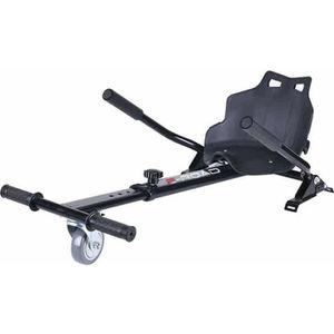 ACCESSOIRES GYROPODE - HOVERBOARD EROAD Kit Kart pour Hoverboard Noir