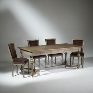 Table avec chaise 6 couvert achat vente table avec for Table salle a manger 8 couverts