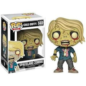 FIGURINE - PERSONNAGE Figurine Funko Pop! Call of Duty: Spaceland Zombie