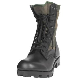 Mil US Tec Bottes Combat Olive Jungle UrUgqPv