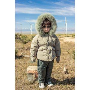 DOUDOUNE Doudoune enfant blouson manches longue avec gants