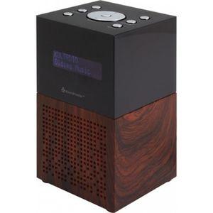 RADIO CD CASSETTE SOUNDMASTER UR210BR Radio DAB + FM - Prise USB - B