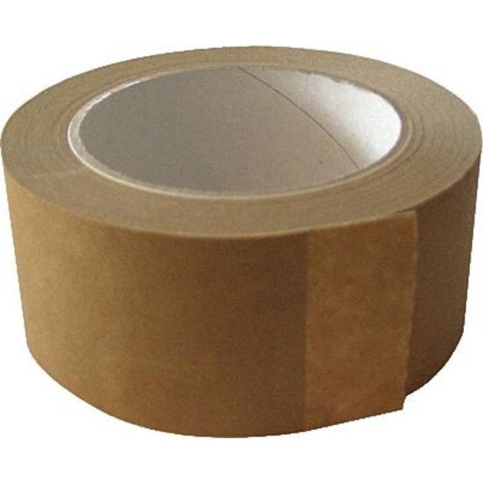 Bande demballage Scotch® 3M 7100146500 marron (L x l) 50 m x 50 mm 50 m