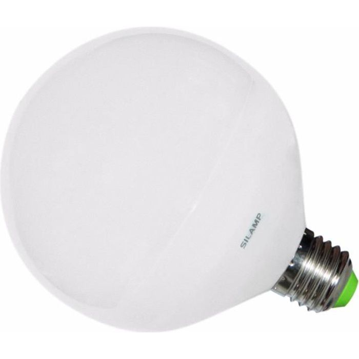 Ampoule LED E27 12W 220V G95 300° - Blanc Neutre 4000K - 5500K